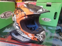 casco cross x-lite x-501 player m