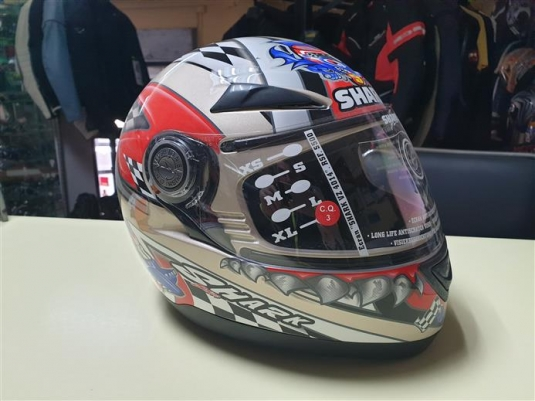 casco integrale shark s500 sharkys 2 xl
