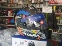 casco shark spartan carbon skin lorenzo catalunya gp