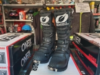 stivali cross enduro boots oneal rider blk