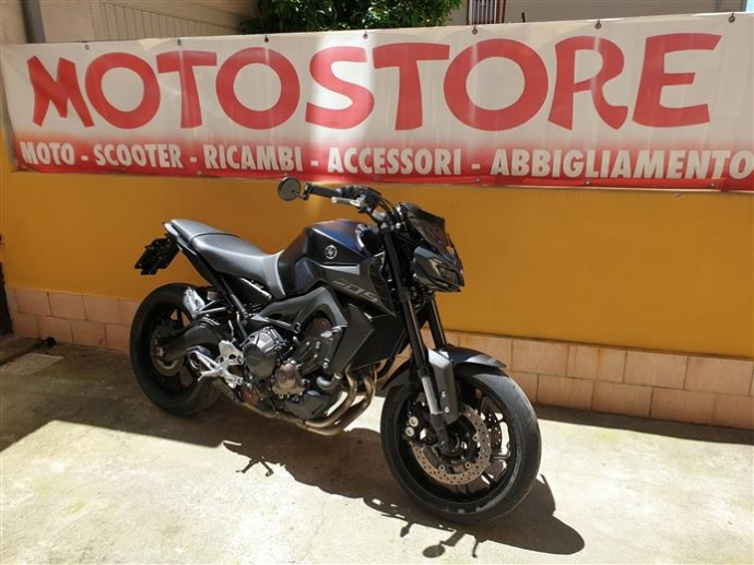 Yamaha MT-09 ABS  2017