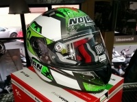 Casco Nolan N64 Replica Bastianini New Graphics