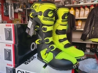 stivali cross enduro boots oneal rider fluo