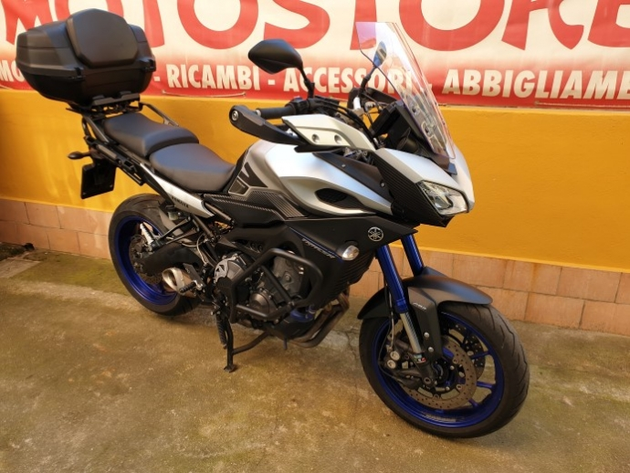 yamaha mt09 mt-09 abs  tracer 15 bauletto