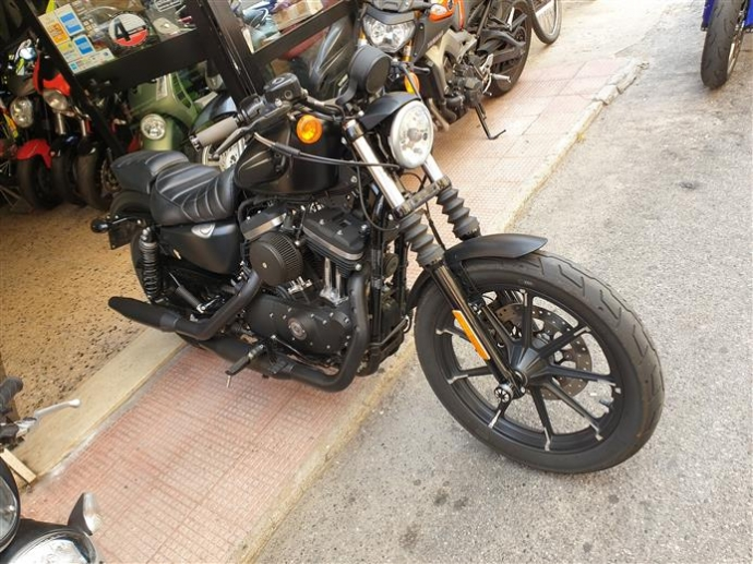 Harley-Davidson Sportster 883 iron abs - 2015