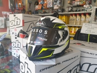 casco integrale airoh  gp 550 s venom