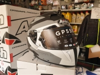 casco integrale airoh gp550s VEKTOR BLACK MATT