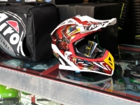 CASCO Full-Face Off-Road AIROH AVIATOR 2.3 AMS sei giorni 2019
