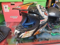 casco cross x-lite x-501 gambler S