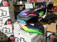 casco cross airoh wraap prism matt 2021