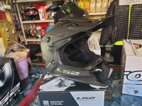 casco cross ls2 mx700 subverter noir