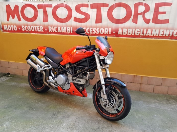 ducati monster s2r 800 arrow