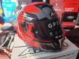casco integrale airoh gp 550 s venom red gloss