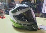 casco integrale touring airoh commander verde L
