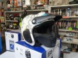 casco jet shark x-drak white freestyle cup 199