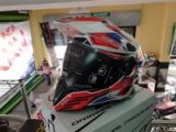 casco cross enduro turismo airoh commander carbon