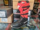 Stivali cross enduro boots  tcx x-blast  black red