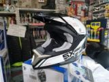 casco cross shark export bhauw