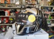 casco integrale airoh gp 550 s  gold limited editi
